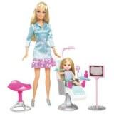Barbie - Poupée - Barbie Dentiste R4301