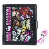 Monster High journal secret des horreurs V1137
