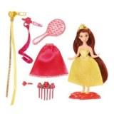 Disney princesses - Mini princesse disney Belle et accessoires coiffure Y3468 (nouveauté 2013)