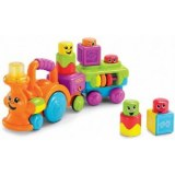 Fisher Price Train Rigolo'blocs