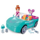 Polly Pocket Cabriolet tendance polly