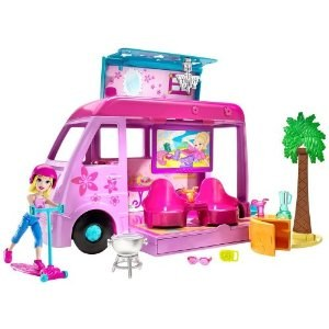 Polly Pocket Camping car aventure
