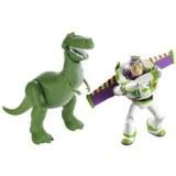 Toy Story - Coffret Buzz et Rex en Action