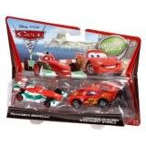 Cars 2 - Francesco & Mcqueen