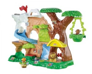 Fisher Price Little People zoo W5259