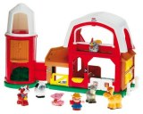 Fisher Price Little People la nouvelle ferme K0104