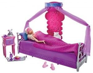 Barbie Mobilier de luxe Chambre T8015