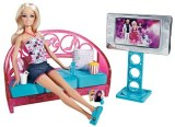 Barbie Mobilier salon T9080
