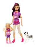 Barbie et ses soeurs safari BDG26