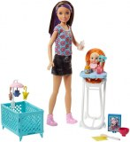 Barbie Skipper Baby sitter FHY98