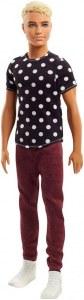 Barbie - Ken fashionistas FJF72