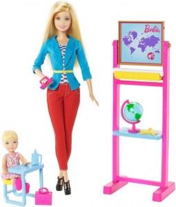 Barbie maîtresse d'école CCP69