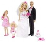 Barbie coffret mariage BJR08