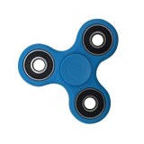 Hand spinner roulement haute vitesse bleu