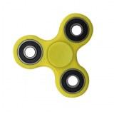 Hand spinner roulement haute vitesse jaune